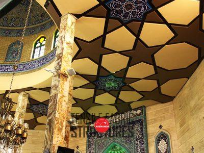 سازه-های-چادری-مجتمع-فرهنگی-الرسول