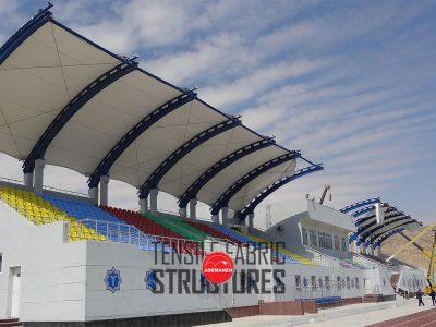 سازه-چادری-استادیوم-ورزشی