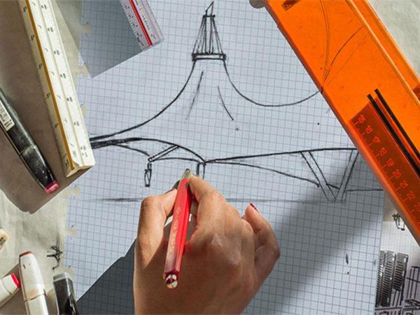 طراحی-مهندسی-سازه-پارچه-ای