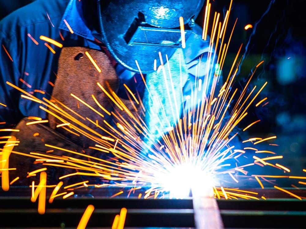 کیفیت-جوش-اجزائ-فولادی-سازه-چادری