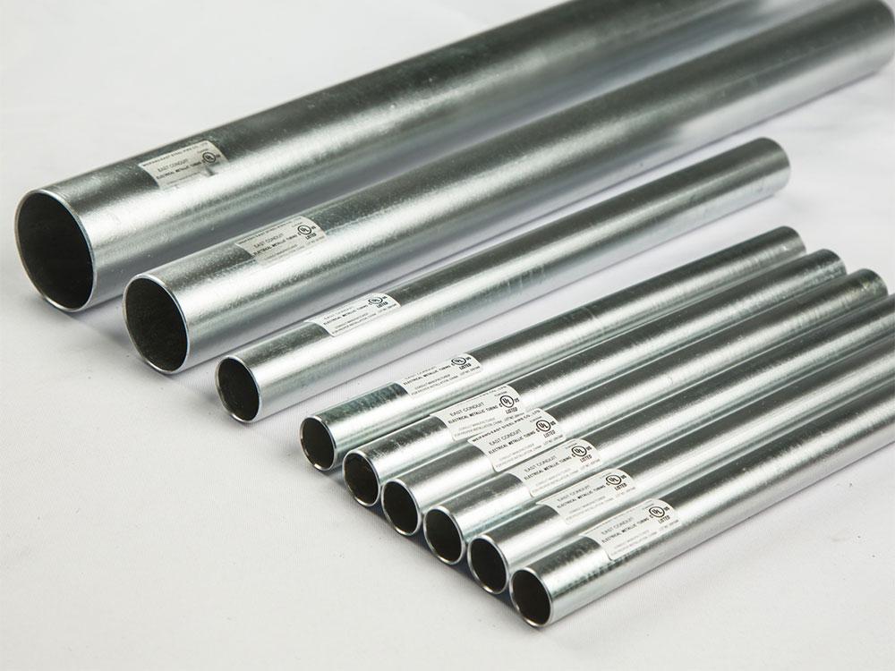 پوشش گالوانیزه اجزا فولادی